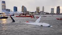 Можно ли посадить пассажирский самолет на воду: реальные случаи чудесного приземления