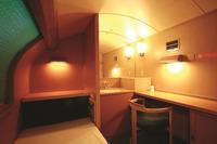 Как выглядит плацкарт в одном из немногих ночных поездов в Японии