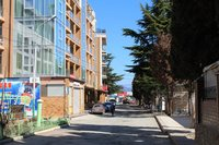 Алушта: городские улицы