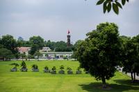 Imperial Citadel of Thang Long в апреле