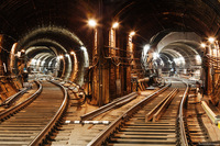 Чего не увидит пассажир метро