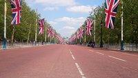 На финишной прямой у Букингемского дворца