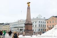 Александра — любимая российская императрица финнов и покровительница Хельсинки