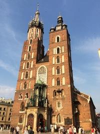 Мариацкий Костел, Краков, Польша