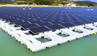 Экономия места или тонкий расчет: зачем солнечные батареи размещают на воде