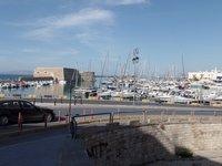 Венецианская гавань в Ираклионе