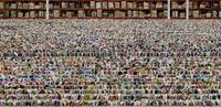 23 тревожных фото о том, как много людей живет в мире