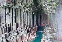 Фингалова пещера: в этом уникальном месте на краю земли была даже королева Виктория