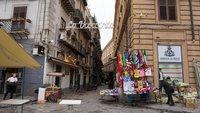 Рынок Вуччирия в Палермо