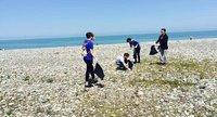 Батуми, на берегу Черного моря