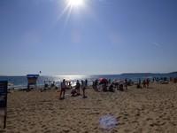 Болгария, пляжи Солнечного берега