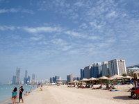 Абу-Даби, пляжный отдых
