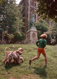 Обнаружены 3 тысячи неизвестных фотографий Нью-Йорка 1970-х годов