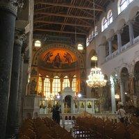В соборе святого Димитрия