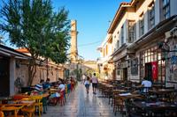 На улицах Анталии