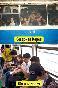 11 повседневных снимков Северной и Южной Кореи спустя 70 лет после разъединения