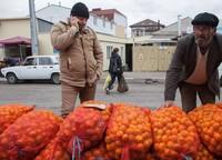 Абхазские мандаринчики