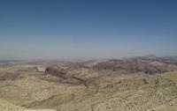 Пустыня Вади Рам. Иордания