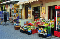 Ханья, прогулка по рынку