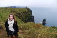 Вид с холма в Galway
