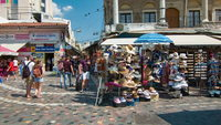 Афины: на улицах города