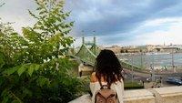 Венгрия, прогулка по Будапешту