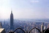 Атмосферные снимки старого Нью-Йорка, найденные на блошиных рынках