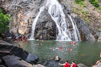 Индия, водопад Дудхсагар
