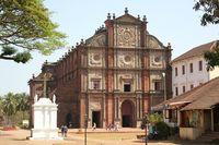 Индия, базилика Бон-Жезус