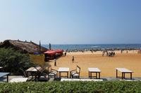 Калангут, пляжный отдых