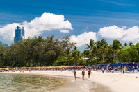 Патонг, пляжный отдых
