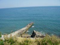 Дикий пляж без развитой инфраструктуры
