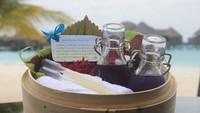 В отеле Constance Halaveli Maldives представили новый welcome drink