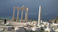 Храм Апполона, Сиде