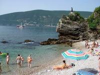 Черногория, пляжный отдых в Герцег-Нови