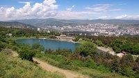 Озеро Ку в Тбилиси