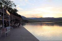 Озеро Лиси в Тбилиси