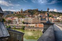 Весенний Тбилиси