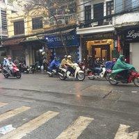 В декабре в Ханое бывает дождливо