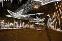 Тбилиси перед Новым годом