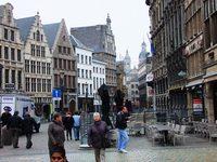Бельгия, прогулка по Брюсселю