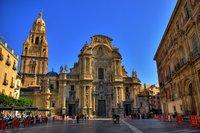 Испания, Мурсия: сердце города Plaza Cardenal Belluga
