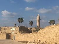 Кейсария - древний город