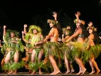 Традиционные таитянские танцы