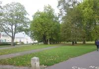 Осенний парк Лондона