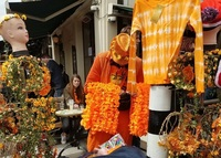 Праздник Короля в апреле в Нидерландах