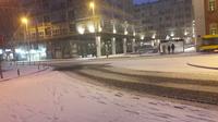 Февральский вечер в Белграде