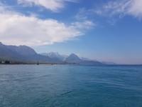 морская прогулка Кемер