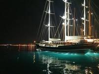 вечерняя Анталия, Турция