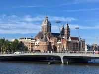 Нидерланды в марте